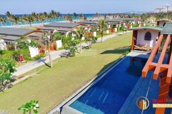 Tôi cần bán căn biệt thự mặt biển Bãi Dài Cam Ranh, bàn giao luôn, sổ đỏ chính chủ. LH: 0915670198