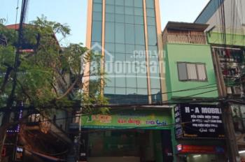 Cho thuê nhà mặt phố Quang Trung, Hoàn Kiếm, Hà Nội, DT 30m2, 3 tầng, MT 4m, giá thỏa thuận