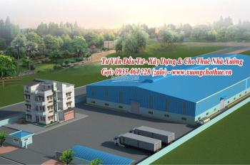 Cho thuê kho khu công nghiệp Vĩnh Lộc A, KV 10.000m, xưởng 4600m2, giá 450tr/tháng