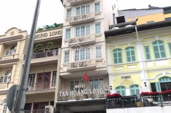 Bán khách sạn MT Bùi Thị Xuân, P Bến Thành hầm 7 lầu. Thông tin nhà MT ngay Chợ Bến Thành cần bán
