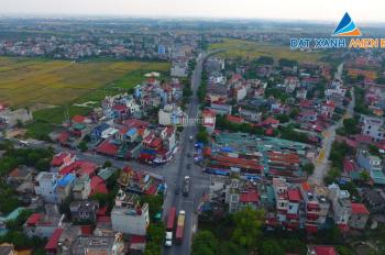 Bán miếng đất 100m2 Trạm Bóng, Gia Lộc đất đấu giá pháp lý an toàn E05