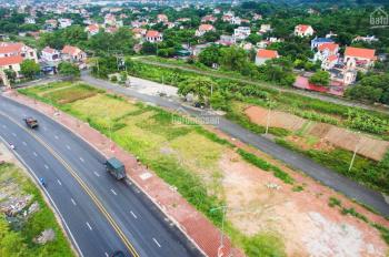 Chính chủ rao bán lô đất L14 - 2 mặt tiền tại Hữu Lộc, Văn An, Chí Linh, giá 14.2 tr/m2