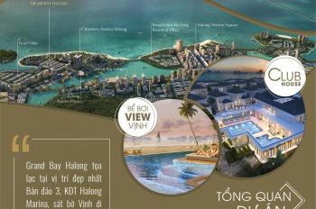 Bán Biệt thự LK dự án GRAND BAY -Manrina Hạ Long