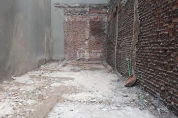 Bán đất tài chính thấp Hà Đông 30m2, mặt tiền 5m vuông vắn, ngõ 2m sạch đẹp giá 1.25 tỷ, 0889354355