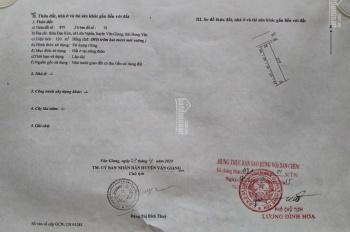 Bán đất đấu giá Đan Kim - Liên Nghĩa - Văn Giang - Hưng Yên