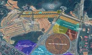 FLC Olympia Lào Cai, ngọn lửa cháy nóng ở trung tâm hành chính mới lào Cai 0966228003
