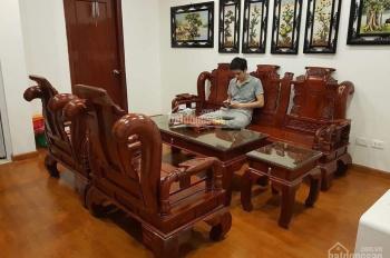 Chính chủ bán căn hộ chung cư tại Trung tâm thương mại Chợ Mơ - HBT - Hà Nội, DT 100m2, tầng 9