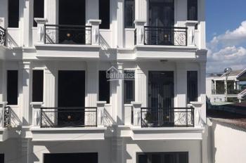 Bán nhà đường Tô Ngọc Vân, Q12 cách Gò Vấp 500m kinh doanh được, xây 3 lầu 1 trệt 1 lửng Châu Âu