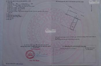Bán đất Phạm Thế Hiển, phường 7, quận 8, diện tích 5x18m thuận tiện kinh doanh buôn bán. 0932108377