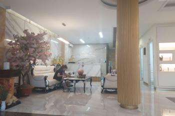 Cho thuê nhà 2MT 394 Cao Thắng, Q. 10, DT: 8.2x16m, 5 lầu, thang máy, giá 250 tr/th