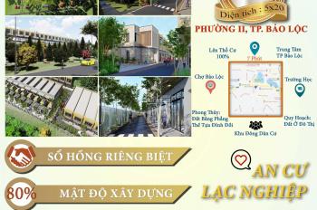 550/ nền B'lao Panorama, Phường 2, Bảo Lộc