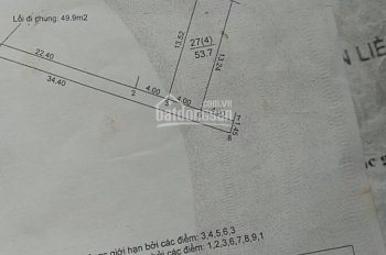 Gia đình cần bán lô đất tại Ấp Sáp Mai, Võng La, Đông Anh, Hà Nội, liên hệ eam Hoa 0986849486
