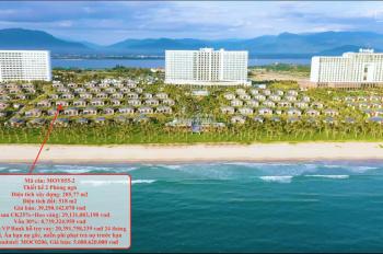 Chuyển nhượng gấp biệt thự mặt biển Bãi Dài - Nha Trang, tặng kèm condotel view biển. 0917230575