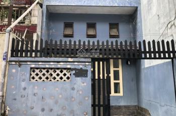 Bán nhà hẻm 4m Nguyễn Ảnh Thủ, 60m2, sổ riêng, hỗ trợ phí sang tên, LH 0938.181.523