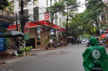 Bán nhà mặt lô góc mặt ngõ 106 Hoàng Quốc Việt, 150m2 x 10 tầng x 42 tỷ