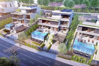 Biệt thự trung tâm Cái Dăm, Bãi Cháy, Hạ Long giá chỉ 7 tỷ
