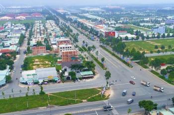 Đầu tư an cư lý tưởng - Bán đất trung tâm hành chính Bàu Bàng cạnh khu CN, giáp Quốc Lộ 13