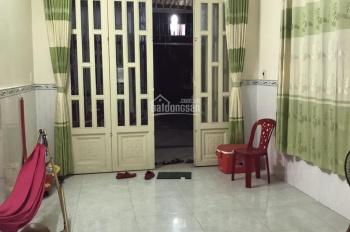 Bán nhà  80m2, xây 1 trệt 2 lầu 4 phòng ngủ,sân thượng đường An Dương Vương, P16, Q8 giá rẻ