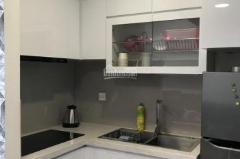 Cho thuê lô Officetel River Gate DT 56m2 giá 16tr/th, có bếp, máy lạnh, rèm cửa LH 0902.687.234