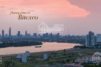 Feliz En Vista bán gấp giá rẻ - Sky Loft 3PN 132.55m2, view Landmark 81 + Bitexco Q1. LH 0911937898