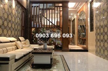 Nhà góc 2 mặt tiền Gò Vấp, tặng toàn bộ nội thất! Bán gấp giá 6.1 tỷ, LH 0909222596