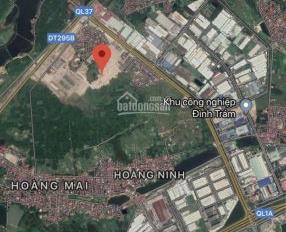 Bán liền kề khu đô thị Đình Trám Sen Hồ, vị trí đẹp giá chỉ 650tr. LH 0912850678