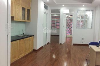 Cho thuê CCMN 110 Hoàng Văn Thái - Vương Thừa Vũ xây mới. DT: 58 m2, 2 phòng ngủ. Giá 6.5 triệu/