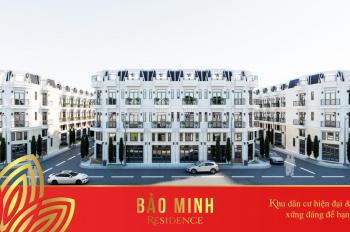 Nhà phố Bảo Minh Residence - KDC Đáng sống nhất quận 12