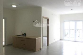 Cho thuê chung cư Saigon Land. DT: 75m2, 2PN, giá 12tr/th nội thất cơ bản (0932140831 Liên)