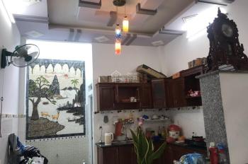 Bán nhà 1 trệt 2 lầu hẻm 1 sẹc đường Trần Thị Hè, Hiệp Thành. Thương lượng lộc