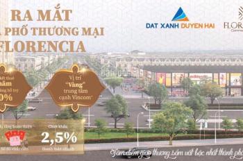 Bán Shophouse Uông Bí New City, cạnh Vincom + giá chỉ từ 1.2 tỷ. LH: 0989441632
