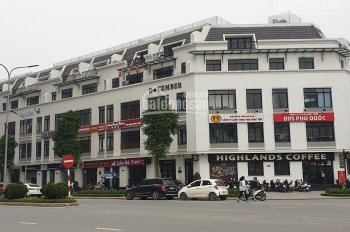 Bán shophouse 93m2 dãy B1 mặt phố Hàm Nghi, Vinhomes Gardenia Mỹ Đình. Lh 0913662429