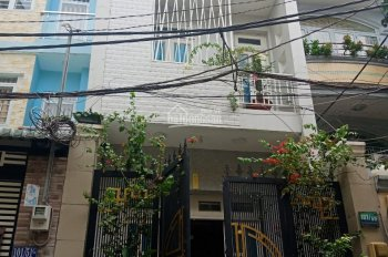 Bán nhà mặt tiền 2 làn đường 12m khu Bình Phú sang trọng, p10, q6. DT 4x25 Gía 14 tỷ