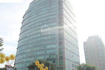 Cho thuê văn phòng đường Lê Duẩn tòa nhà M Plaza DT 191m2 giá 210 triệu/tháng