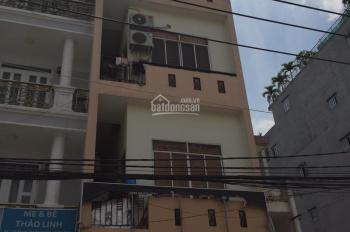 Cho thuê nhà 3 lầu mặt tiền KD đường Phạm Phú Thứ, P. 11, Q. Tân Bình