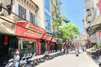 CC bán gấp nhà 30m2, 4T, mặt phố Hà Trung, Hàng Bông đang KD vàng, giá 25 tỷ, SĐCC. LH 0944800084