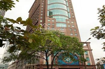 Cho thuê văn phòng Ngô Đức Kế Quận. Tòa nhà Mê Linh Point Tower DT 119m2 giá 130tr/tháng