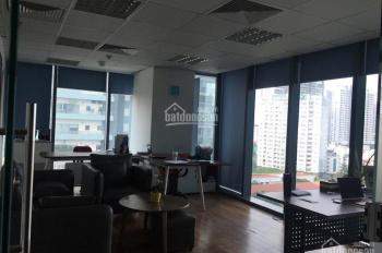 Hapulico chỉ 280 nghìn/m2/th (full dịch vụ + VAT) - còn 1 mặt sàn văn phòng 200m2 CĐT cần cho thuê