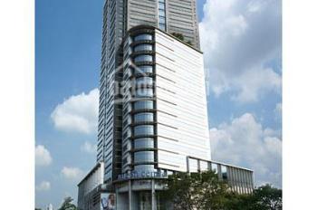 Cho thuê văn phòng Lê Lợi Boulevard Quận 1 tòa nhà Saigon Centre 1 DT 226m2 gross giá 233tr/tháng