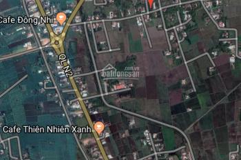 Bán đất ngang 78x52m, hai mặt tiền, giá 11 tỷ, xã Hòa Khánh Đông