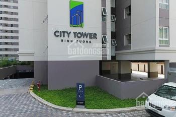 Cho thuê căn hộ full nội thất giá rẻ đẹp lung linh tại City Tower Bình Dương call 0988139811
