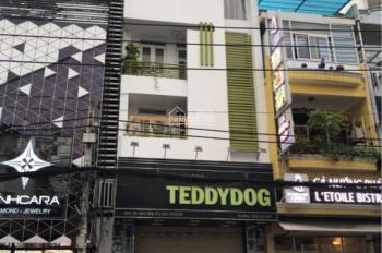 Cho thuê nhà nguyên căn mặt tiền Võ Văn Tần gần Cao Thắng 4,2x18m 1 trệt, 1 lửng, 3 lầu, 90 triệu