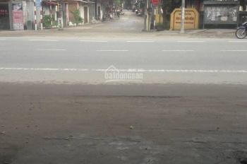 Chính Chủ bán gấp đất mặt đường QL 32,ngã tư Ngọc tảo,gần trường học,bv,chợ,giá rẻ nhất khu vực
