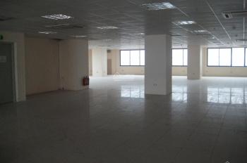 Cho thuê văn phòng VTC online 18 Tam Trinh 150m2,180m2, 220m2, 500m2, 800m2, 150 nghìn/m2/th