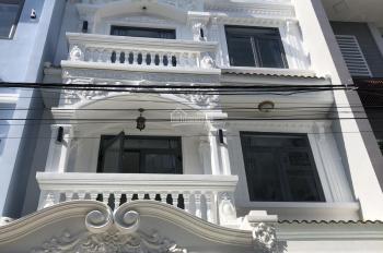Bán biệt thự Huỳnh Tấn Phát, q7 6m x 14m trệt 3 lầu sân thượng giá 6 tỷ 350tr