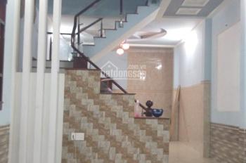 Bán nhà mặt tiền Hiệp Thành 07, 4.5mx20m, 3 lầu, cách Lê Văn Khương 30m