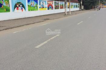 70m2 trục chính Cửu Việt kinh doanh sầm uất, học viện Nông Nghiệp - Trâu Quỳ - Gia Lâm, vuông đẹp