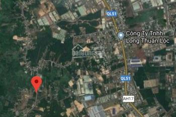 Duy nhất 1 nền đất Biên Hòa gần ngã 3 Thái Lan, KCN Tam Phước, 100m2, giá chỉ 850tr SHR, 0934355684