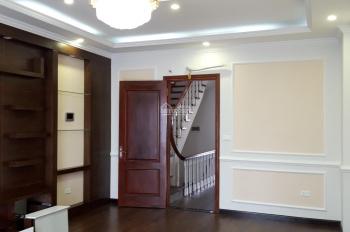 Bán nhà mặt ngõ phố Yên Hòa, Cầu Giấy. DT 45m2 x 5 tầng, MT 5,4m, tầng 2 phòng, giá 4,6 tỷ