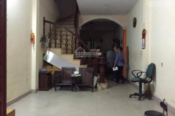 Cho thuê nhà mặt ngõ phố Hào Nam - Đống Đa, ô tô đỗ cửa, tiện VP, KD online, giá thuê 15 tr/tháng